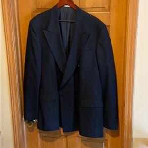 Other - Blue suit jacket